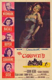 The Cobweb - 11 x 17 Movie Poster - Style A