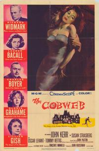 The Cobweb - 43 x 62 Movie Poster - Bus Shelter Style A