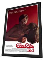 The Coca-Cola Kid - 11 x 17 Movie Poster - Style A - in Deluxe Wood Frame