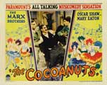 The Cocoanuts - 11 x 14 Movie Poster - Style A