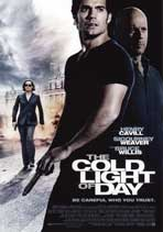 The Cold Light of Day - 11 x 17 Movie Poster - Style A