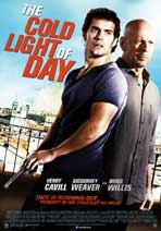 The Cold Light of Day - 11 x 17 Movie Poster - Style C