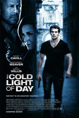 The Cold Light of Day - 11 x 17 Movie Poster - Style B