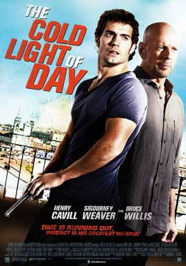The Cold Light of Day - 27 x 40 Movie Poster - Style A