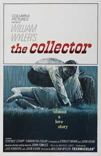 The Collector - 27 x 40 Movie Poster - Style A