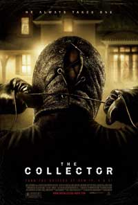 The Collector - 11 x 17 Movie Poster - Style B