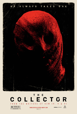 The Collector - 27 x 40 Movie Poster - Style B