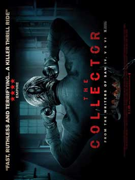 The Collector - 43 x 62 Movie Poster - UK Style A