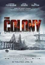 The Colony - 27 x 40 Movie Poster - Canadian Style A