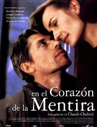 The Color of Lies - 27 x 40 Movie Poster - Spanish Style A