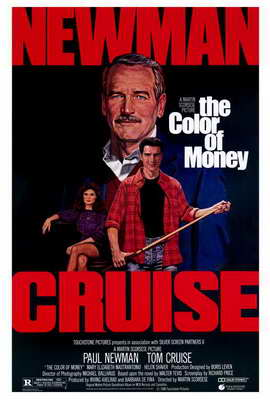 The Color of Money - 27 x 40 Movie Poster - Style A