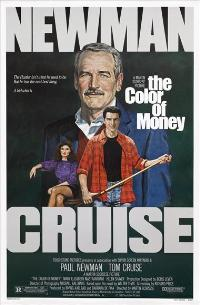 The Color of Money - 43 x 62 Movie Poster - Bus Shelter Style B