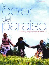 The Color of Paradise - 43 x 62 Movie Poster - Spanish Style A