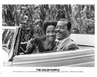 The Color Purple - 8 x 10 B&W Photo #6