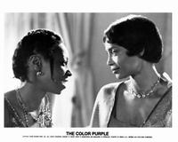 The Color Purple - 8 x 10 B&W Photo #9