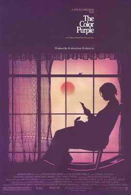 The Color Purple - 27 x 40 Movie Poster