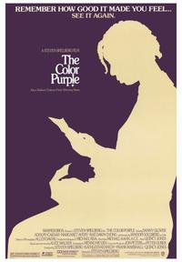 The Color Purple - 43 x 62 Movie Poster - Bus Shelter Style A