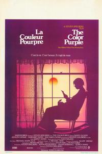 The Color Purple - 11 x 17 Movie Poster - Belgian Style A