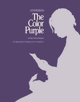 The Color Purple - 27 x 40 Movie Poster - Style C