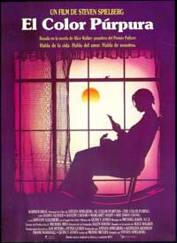 The Color Purple - 11 x 17 Movie Poster - Spanish Style B