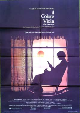The Color Purple - 11 x 17 Movie Poster - Italian Style A