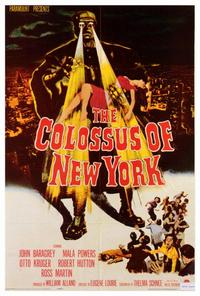 The Colossus of New York - 27 x 40 Movie Poster - Style A