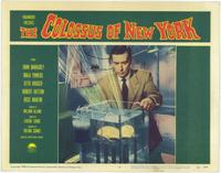 The Colossus of New York - 11 x 14 Movie Poster - Style B
