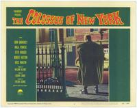 The Colossus of New York - 11 x 14 Movie Poster - Style C