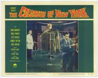 The Colossus of New York - 11 x 14 Movie Poster - Style D