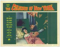 The Colossus of New York - 11 x 14 Movie Poster - Style E