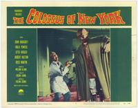 The Colossus of New York - 11 x 14 Movie Poster - Style F