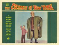 The Colossus of New York - 11 x 14 Movie Poster - Style G