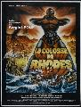 The Colossus of Rhodes - 43 x 62 Movie Poster - French Style A