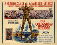 The Colossus of Rhodes - 11 x 14 Movie Poster - Style A