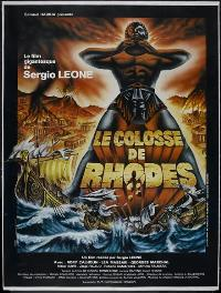 The Colossus of Rhodes - 27 x 40 Movie Poster - French Style A
