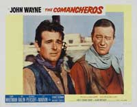 The Comancheros - 11 x 14 Movie Poster - Style C