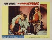 The Comancheros - 11 x 14 Movie Poster - Style E