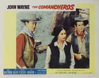 The Comancheros - 11 x 14 Movie Poster - Style H