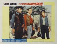 The Comancheros - 11 x 14 Movie Poster - Style I