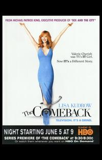 The Comeback - 11 x 17 TV Poster - Style A