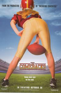 The Comebacks - 43 x 62 Movie Poster - Bus Shelter Style A
