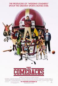 The Comebacks - 27 x 40 Movie Poster - Style B