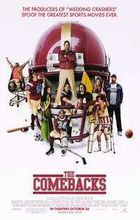 The Comebacks - 11 x 17 Movie Poster - Style B