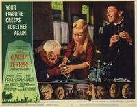 The Comedy of Terrors - 11 x 14 Movie Poster - Style F