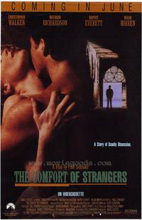 The Comfort of Strangers - 27 x 40 Movie Poster - Style A