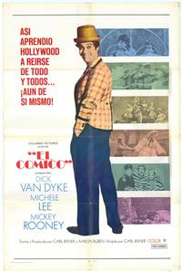 The Comic - 11 x 17 Movie Poster - Spanish Style A