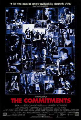 The Commitments - 27 x 40 Movie Poster - Style B