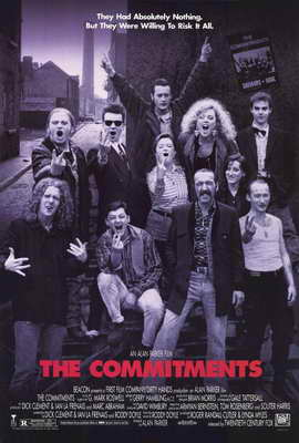 The Commitments - 27 x 40 Movie Poster - Style C
