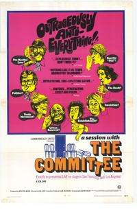 The Committee - 11 x 17 Movie Poster - Style A