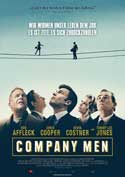 The Company Men - 43 x 62 Movie Poster - German Style C
